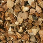 Golden Flint 20mm 150x150 Gold Flint Gravel